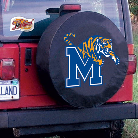 Memphis Tigers Tire Cover by Holland Covers