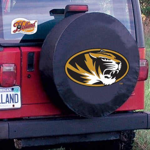 Missouri Tigers Tire Cover by Holland Covers