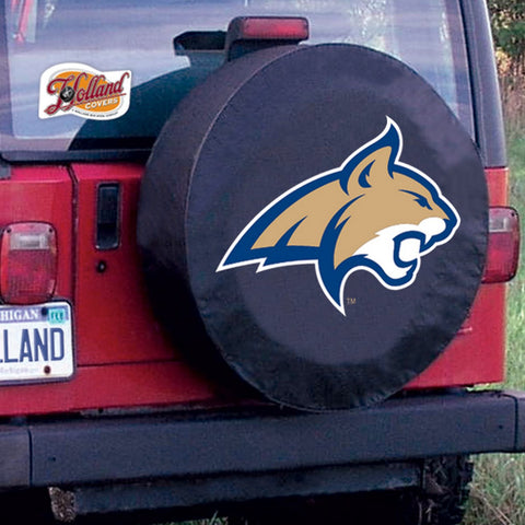 Montana State Bobcats Tire Cover by Holland Covers