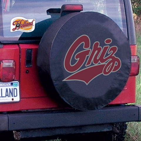 Montana Grizzlies Tire Cover by Holland Covers