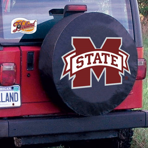 Mississippi State Bulldogs Tire Cover by Holland Covers