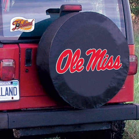 Mississippi Rebels Tire Cover by Holland Covers