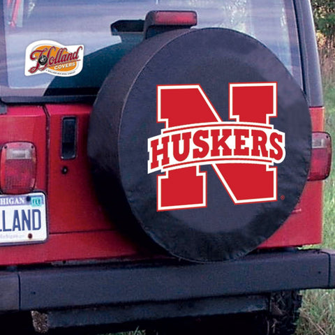 University of Nebraska Cornhuskers Tire Cover by Holland Covers
