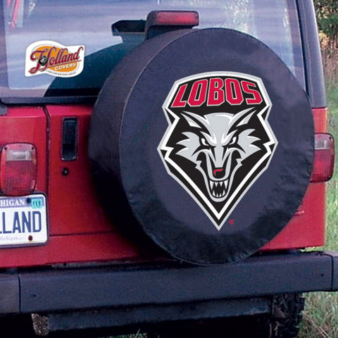 New Mexico Lobos Tire Cover by Holland Covers