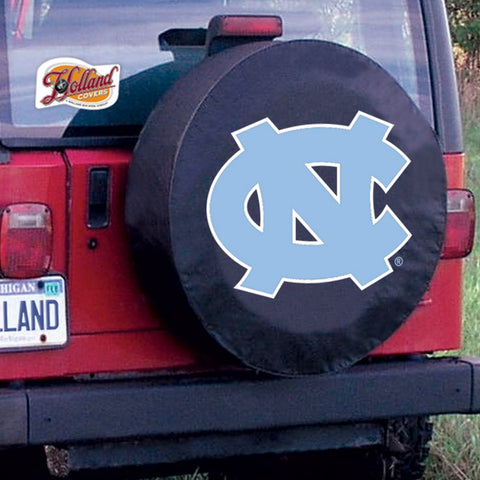North Carolina Tar Heels Tire Cover by Holland Covers