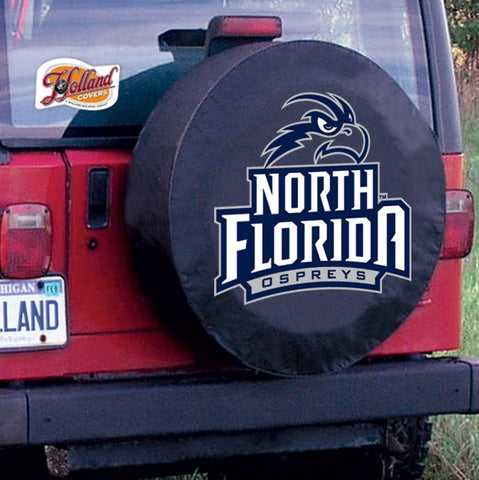 North Florida Ospreys Tire Cover by Holland Covers