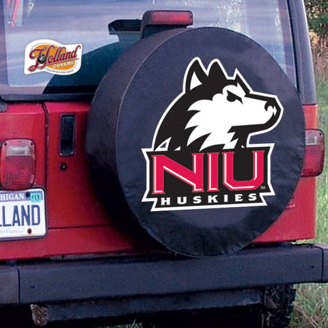 Northern Illinois Huskies Tire Cover by Holland Covers