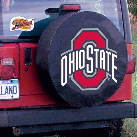 Ohio State Buckeyes Tire Cover by Holland Covers