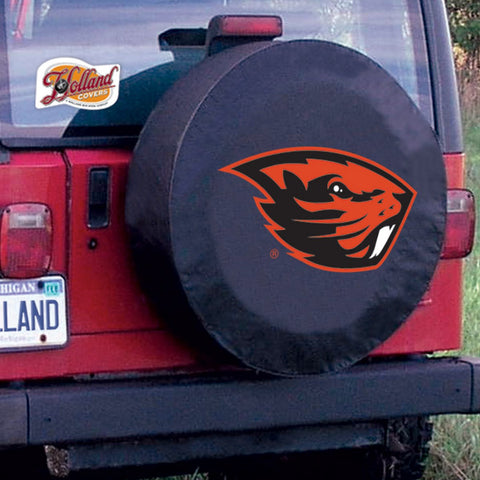 Oregon State Beavers Tire Cover by Holland Covers