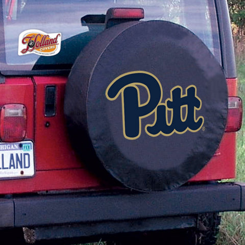 Pittsburgh Panthers Tire Cover by Holland Covers