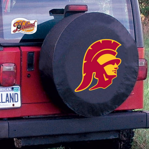 Southern California Trojans Tire Cover by Holland Covers