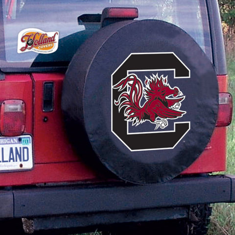 South Carolina  Gamecocks Tire Cover by Holland Covers