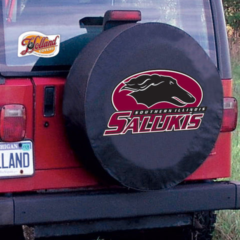 Southern Illinois  Salukis Tire Cover by Holland Covers
