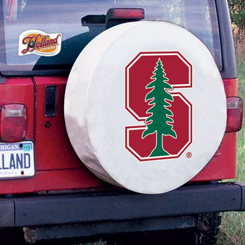 Tire Cover - Stanford University Cardinal