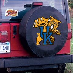 Kentucky WIldcats spare tire cover