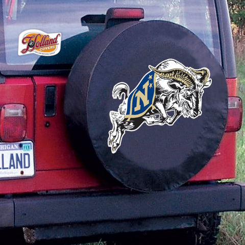 US Naval Academy Midshipmen Tire Cover by Holland Covers