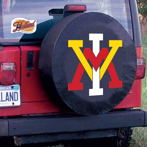 Virginia Military Institute Keydets Tire Cover by Holland Covers