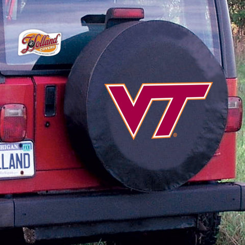 Virginia Tech Hokies Tire Cover by Holland Covers