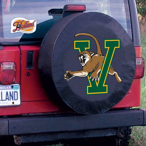 Vermont Catamounts Tire Cover by Holland Covers