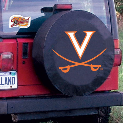 Virginia Cavaliers Tire Cover by Holland Covers