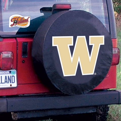Washington Huskies Tire Cover by Holland Covers
