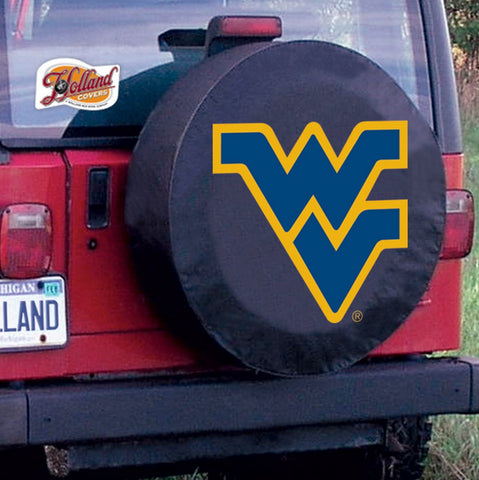 West Virginia Mountaineers Tire Cover by Holland Covers
