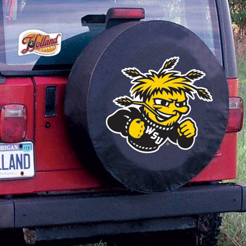 Wichita State Shockers Tire Cover by Holland Covers