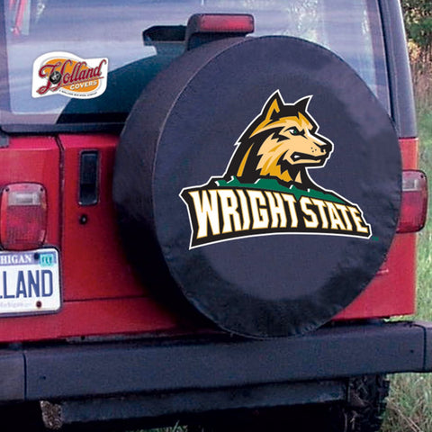 Wright State  Raiders Tire Cover by Holland Covers