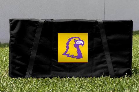Tennessee Technological University TTU Golden Eagles Cornhole Storage Carrying Case Victory Tailgate 16945