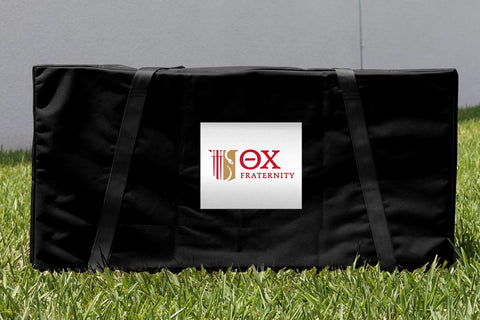 Theta Chi Cornhole Carrying Case Victory Tailgate