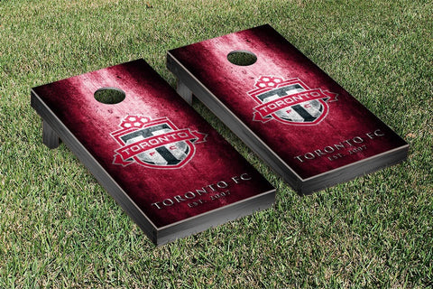 Toronto FC Metal Version Cornhole Game Set by Victory Tailgate