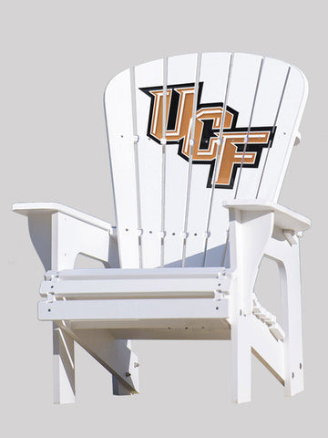 The Central Florida Knights Adirondack Chairs by Key Largo