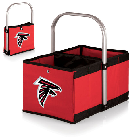 Red Atlanta Falcons Urban Basket