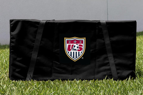 US Soccer USSF Cornhole Carrying Case Victory Tailgate 26016