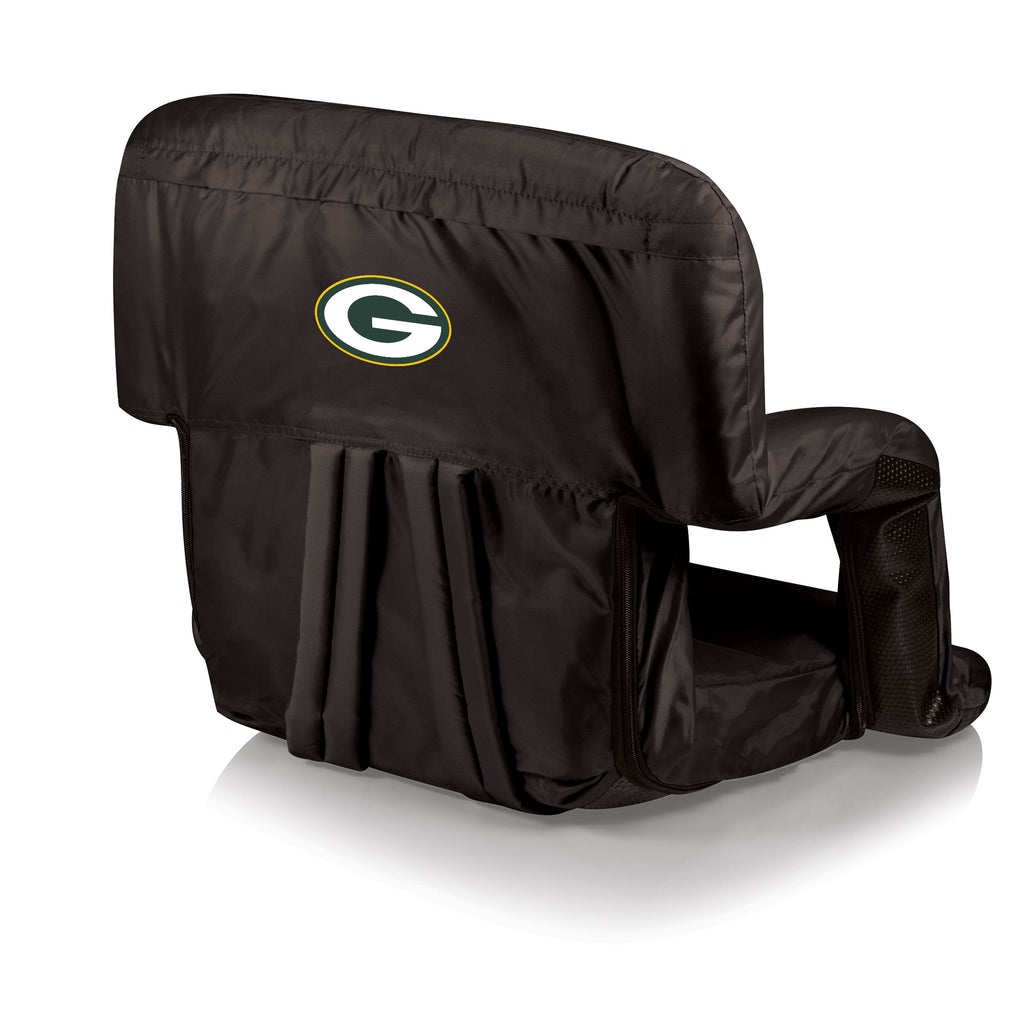 The Green Bay Packers Ventura Stadium Seat and Bleacher Cushion Chair