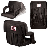 The New York Giants Ventura Seat for tailgating, stadiums and bleachers by Picnic Time