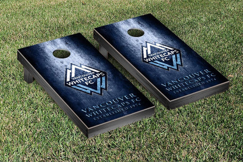 Vancouver Whitecaps Metal Version Cornhole Game Set by Victory Tailgate