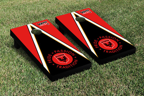 DC United DCU Cornhole Game Set Triangle Version - Victory Tailgate 25110