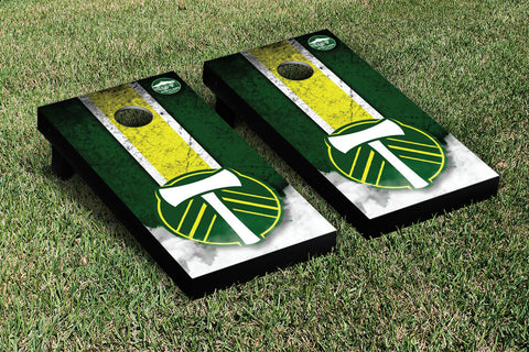 Portland Timbers Cornhole Game Set Vintage Version - Victory Tailgate 25188