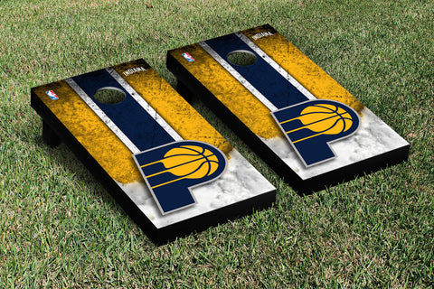 Indiana Pacers Cornhole Game Set Vintage Version - Victory Tailgate 28679