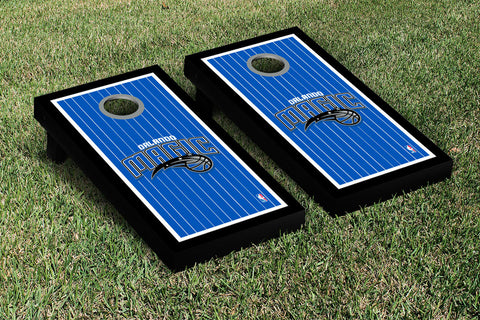 Orlando Magic Cornhole Game Set Border Version - Victory Tailgate 28840