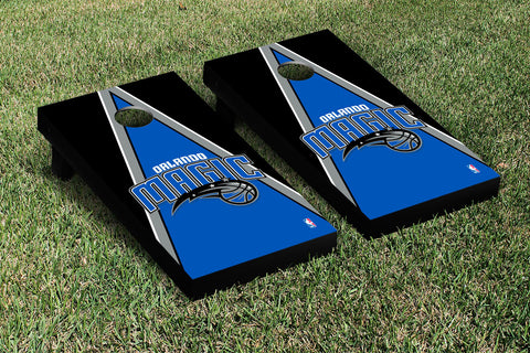 Orlando Magic Cornhole Game Set Triangle Version - Victory Tailgate 28843