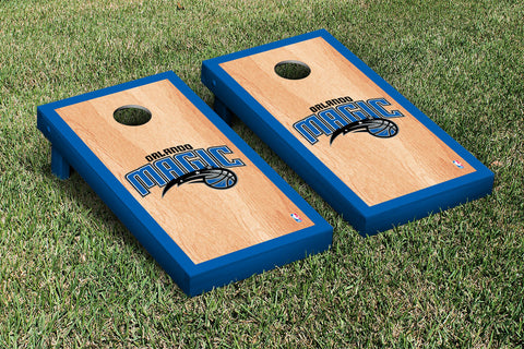 Orlando Magic Hardcourt Version Cornhole Set Victory Tailgate 28845