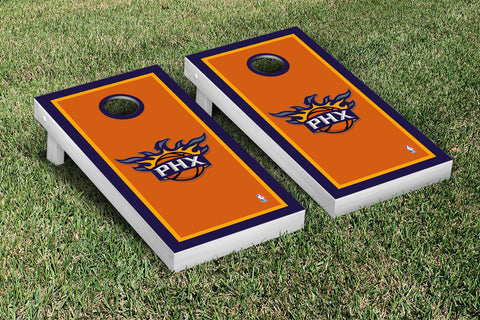 Phoenix Suns Cornhole Game Set Border Version - Victory Tailgate 28873