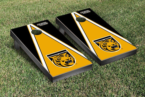 Colorado College Tigers Cornhole Game Set Triangle Version - Victory Tailgate 29504