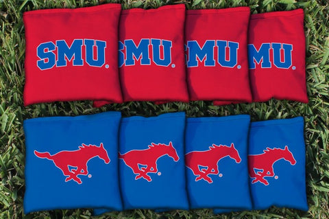 Southern Methodist University Mustangs Cornhole All Weather Bags Victory Tailgate 21809