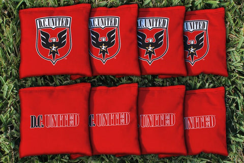 DC United DCU Cornhole All Weather Bags Victory Tailgate 25129