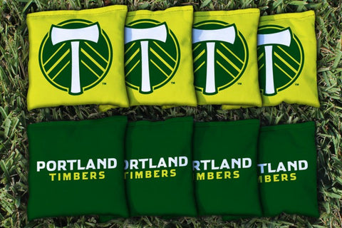 Portland Timbers Cornhole All Weather Bags Victory Tailgate 25191