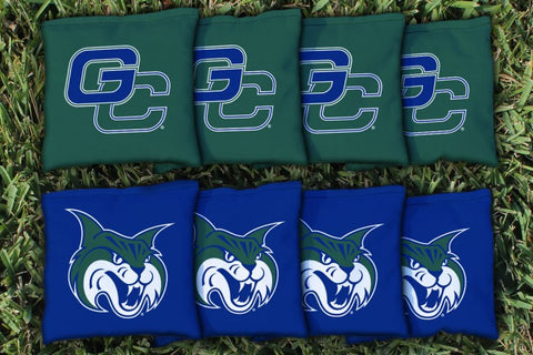 Georgia College GCSU Bobcats Cornhole All Weather Bags Victory Tailgate 27356