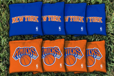 New York Knicks Cornhole All Weather Bags Victory Tailgate 28558